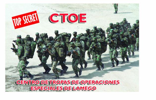 Centro de tropas de operaciones especiales de lamego