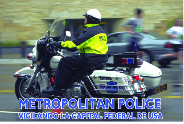 metropolitan police de washington