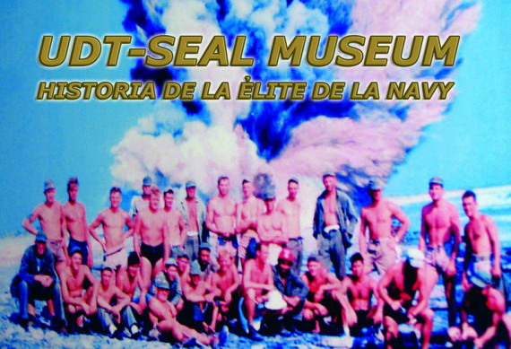 UDT  SEAL museo